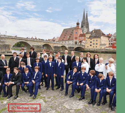 Brandenburgische Sommerkonzerte, Regensburger Domspatzen